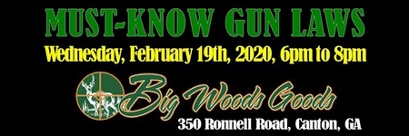Gun Law Seminar