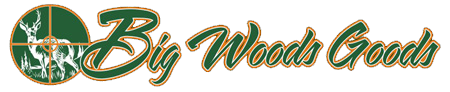 Big Woods Goods Logo