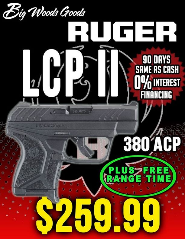 2020 Ruger_LCP_II